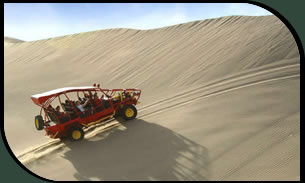 tours huacachina